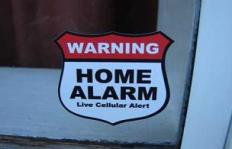 We all need a home alarm system