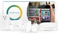 SmartThings for wifi home automation