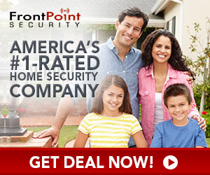 Yes, Frontpoint is Rate #1 in America