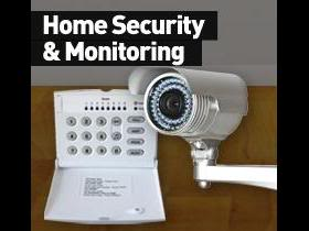 Here's some good home security equipment