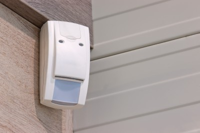 Infra red motion sensor for your home