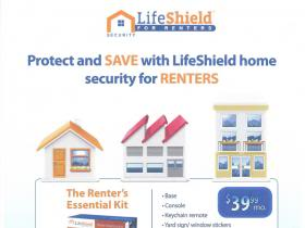 LifeShield Home Security