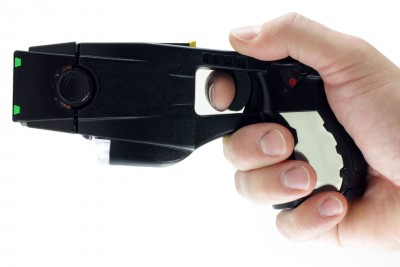 This is a taser gun