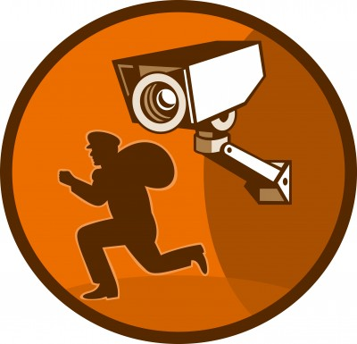 Keep the thiefs on the run