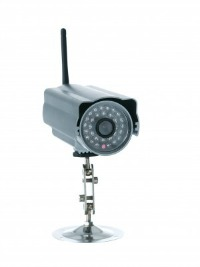 A high tech surveilllance camera