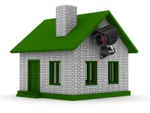 Protect your home  with security cameras