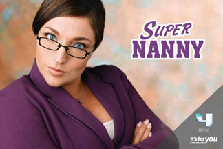 Yes, It's Super Nanny