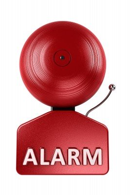 Red Bell Alarm